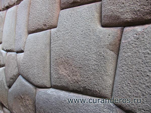полигональная кладка, Перу, Куско