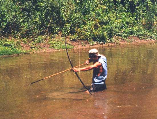самострел на рыбалку
